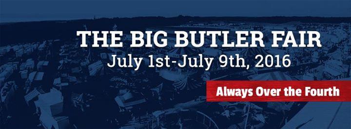 Big Butler Fair cover