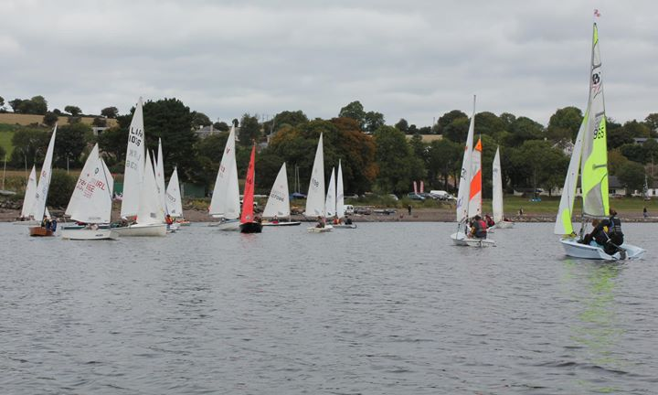 Inniscarra Sailing & Kayaking Club cover