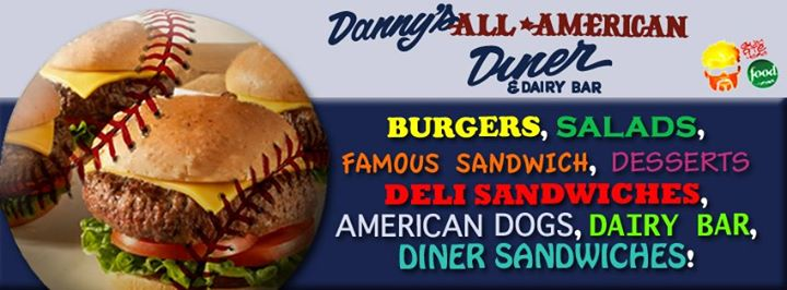 Danny's All American Diner & Dairy Bar cover