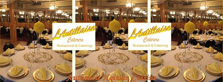 LAntillaise Caterers - Restaurant & Catering cover