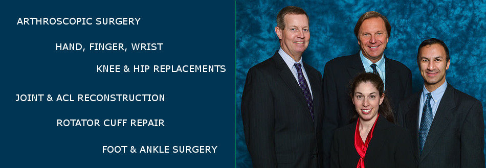 The Center For Sports Orthopaedics, P.C. cover