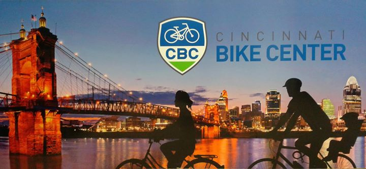 Cincinnati Bike Center cover