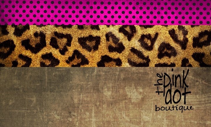 The Pink Dot Boutique, Fashion with Flare & Comfort w/Grapeland Hospitality cover