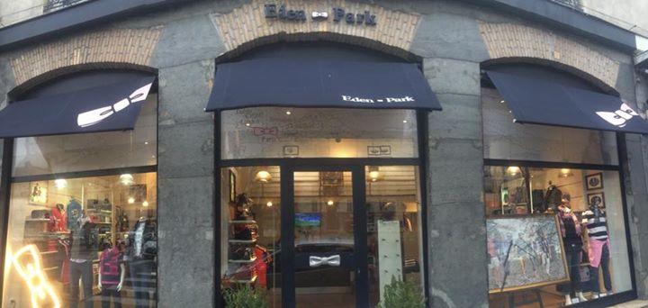 LOANE EDEN PARK Grenoble cover