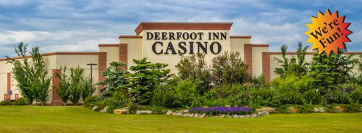 Deerfoot Inn and Casino cover