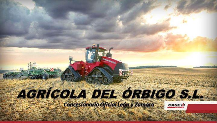 Agrícola del Órbigo S.L. CASE IH Maquinaria Agrícola León y Zamora cover