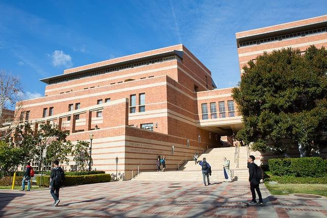 UCLA Anderson School of Management cover