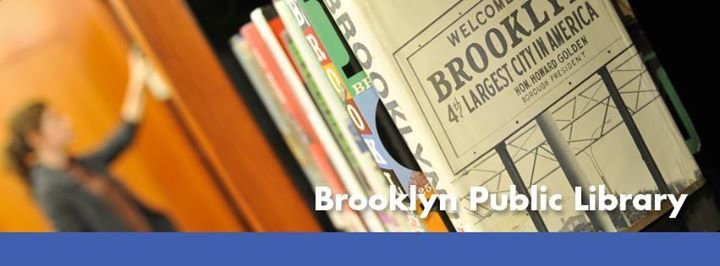 Brooklyn Public Library cover