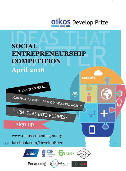 Develop Prize cover