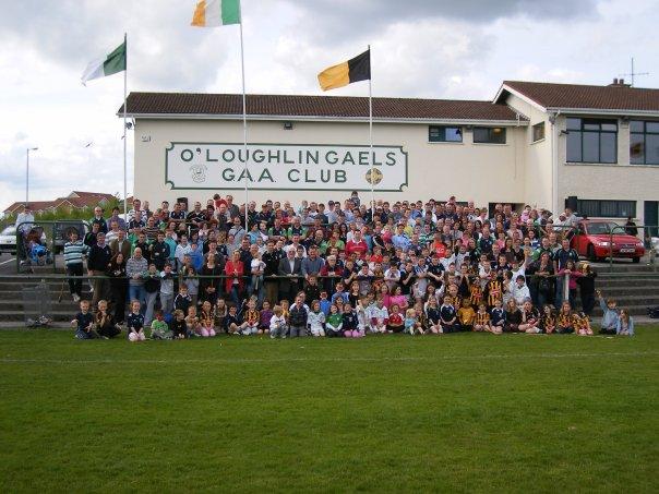 O'Loughlin Gaels GAA Club, Kilkenny, Ireland cover