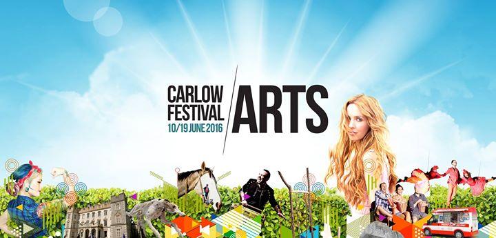 Carlow Arts Festival cover