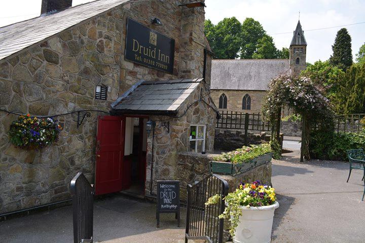 The Druid Inn cover
