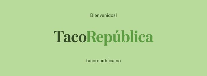 Taco Republica cover