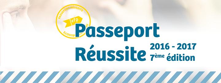 Entreprendre efp - Passeport Réussite cover