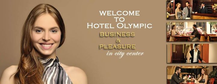 Hotel Olympic cover