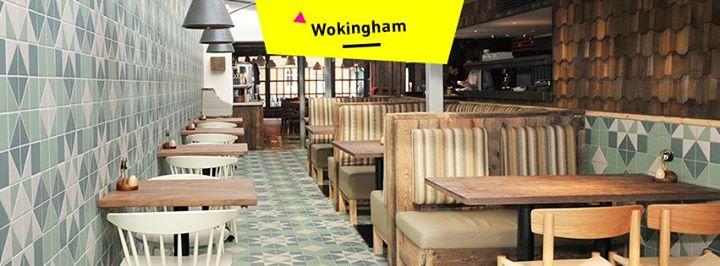 Nando's Wokingham cover