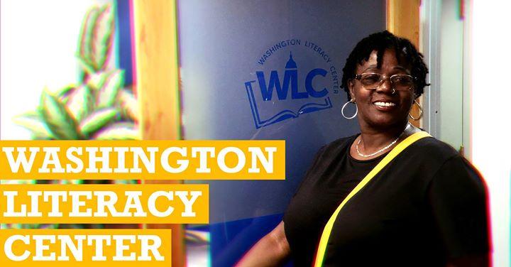 Washington Literacy Center cover