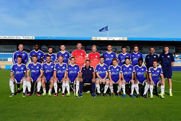 Peterhead Football Club cover