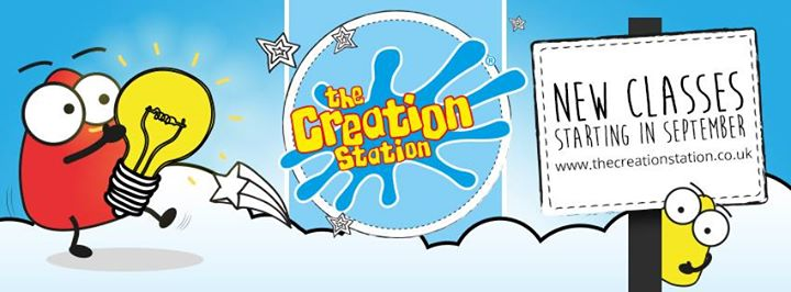 The Creation Station Bracknell cover