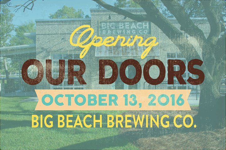 Big Beach Brewing Company cover