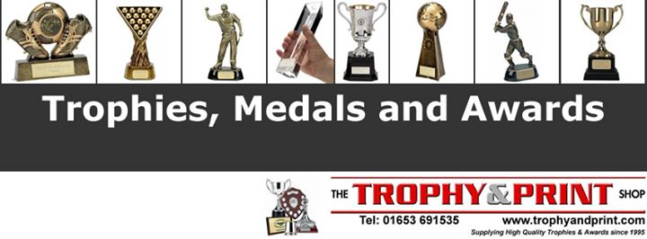 The Trophy & Print Shop cover