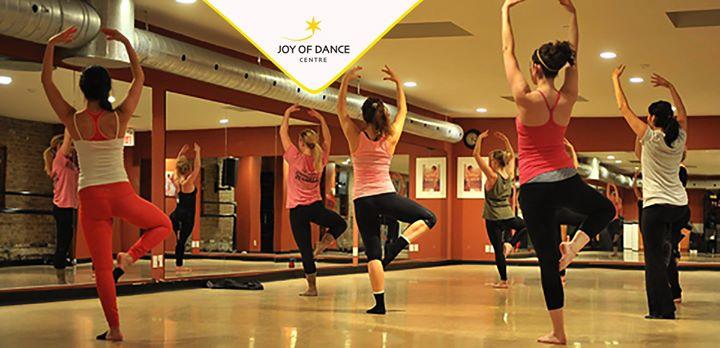 Joy of Dance Centre cover