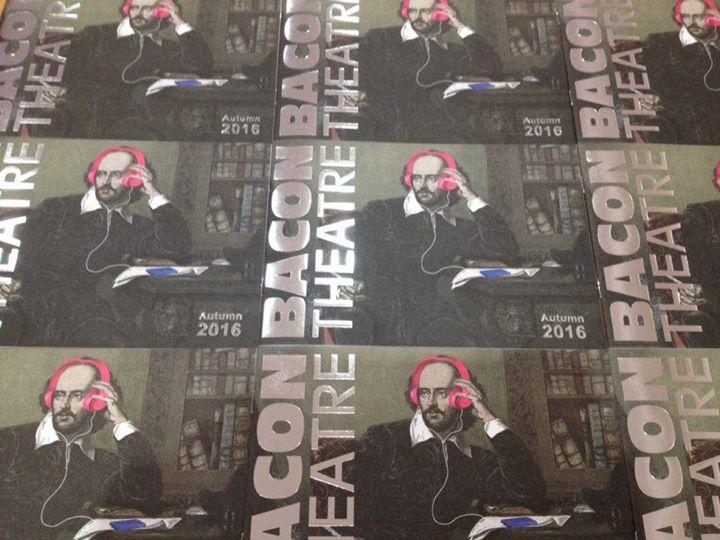 The Bacon Theatre cover