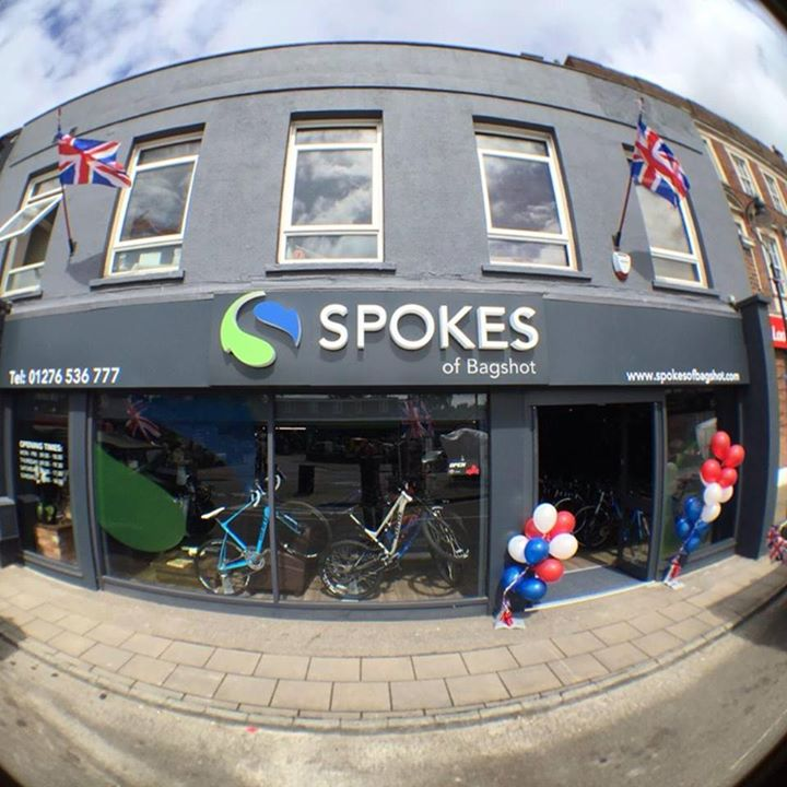Spokes of Bagshot cover