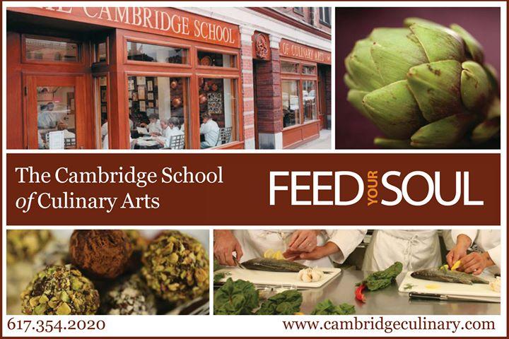 Cambridge School of Culinary Arts cover