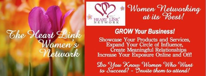 Tricity Heart Link Women's Networking Coquitlam, Poco and Port Moody cover