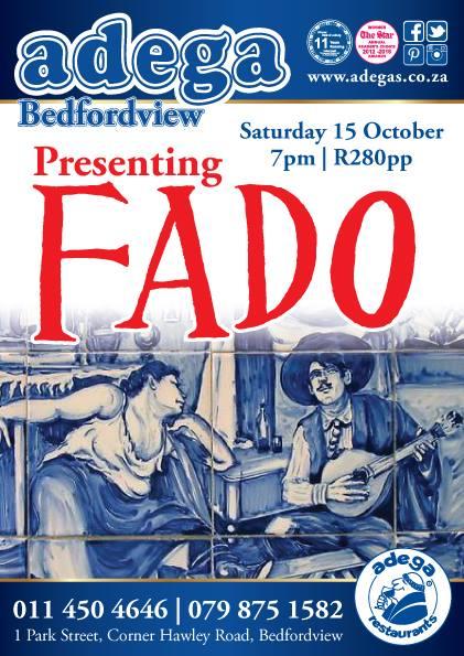 Adega Bedfordview cover
