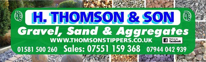 H Thomson & Son Ltd cover