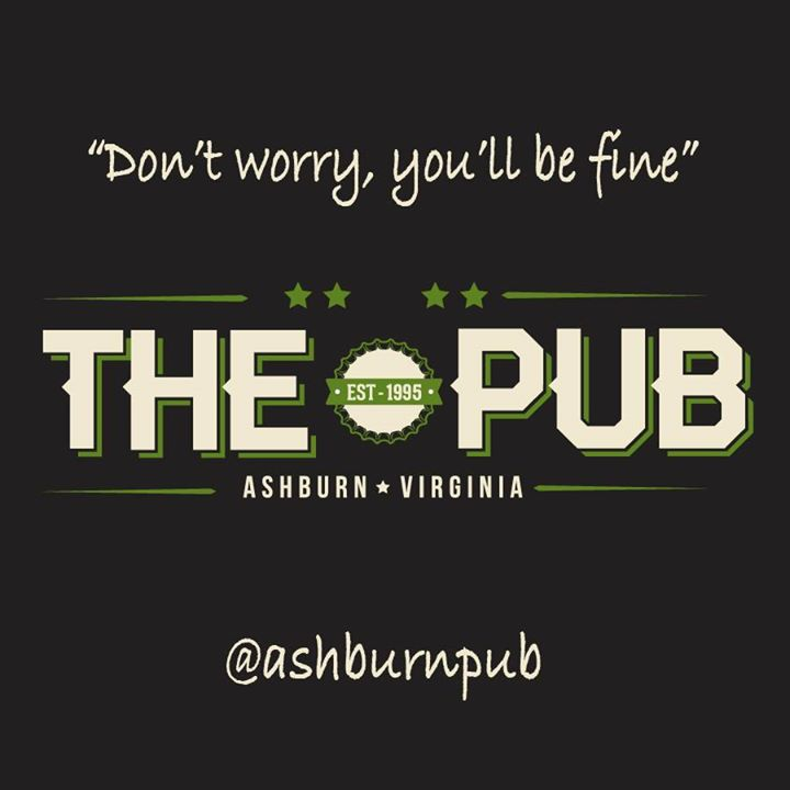 The Ashburn Pub cover