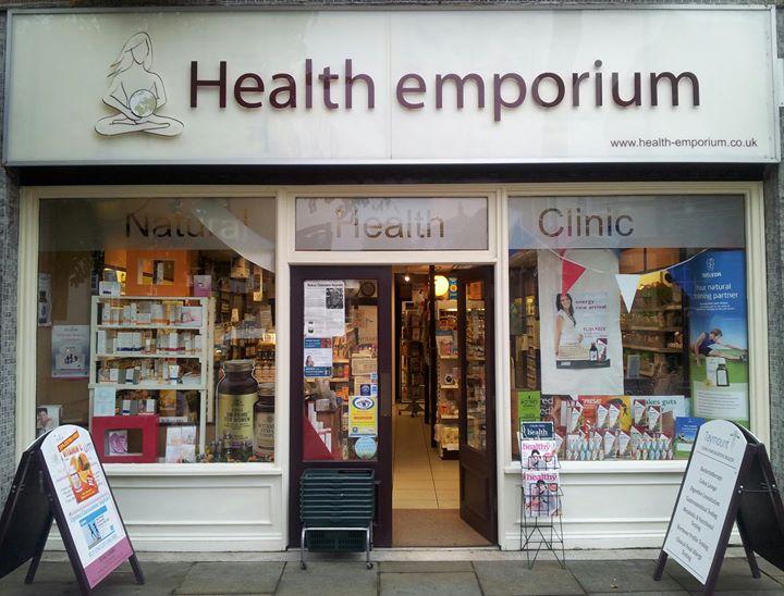 Health Emporium cover