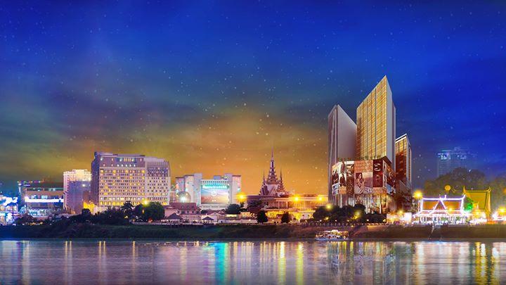 NagaWorld- Hotel & Casino cover