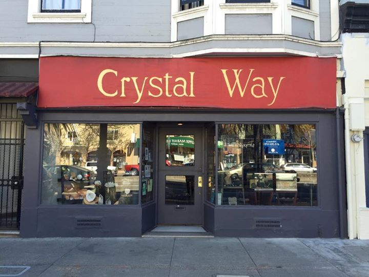 Crystal Way Metaphysical Store cover