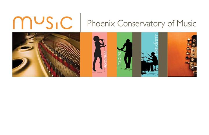 Phoenix Conservatory of Music (PCM) cover