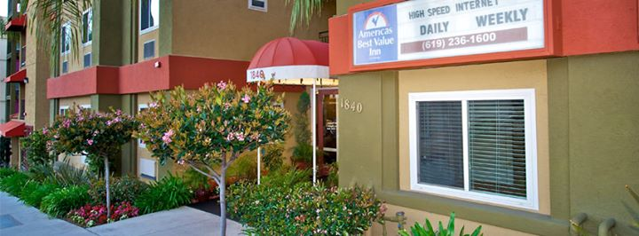 Americas Best Value Inn- San Diego Downtown/Airport cover