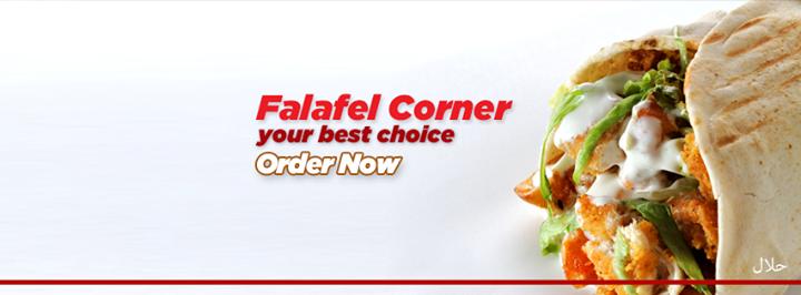Falafel Corner cover