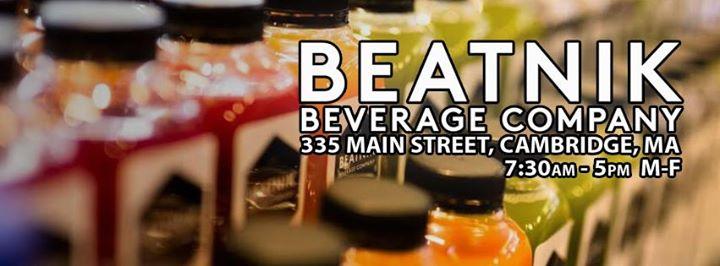 Beatnik Beverage Company cover