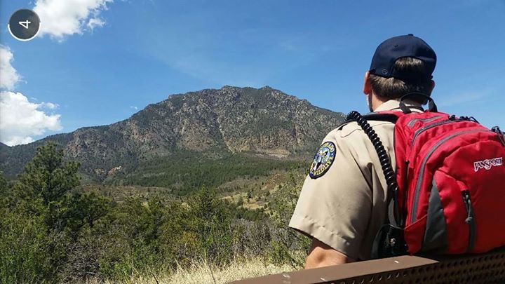 Cheyenne Mountain State Park cover