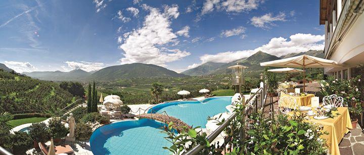 Hotel Tyrol Schenna cover