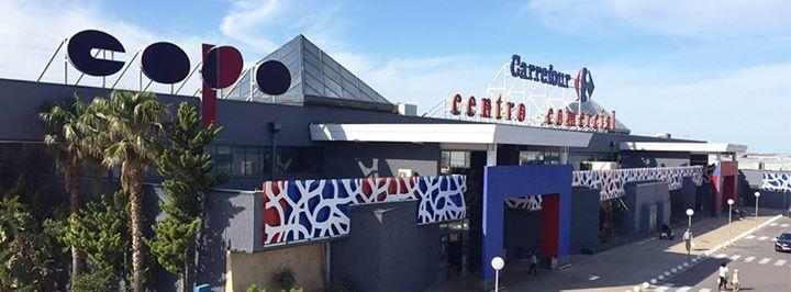 Parque comercial copo el ejido espa a - Centro comercial el ejido ...