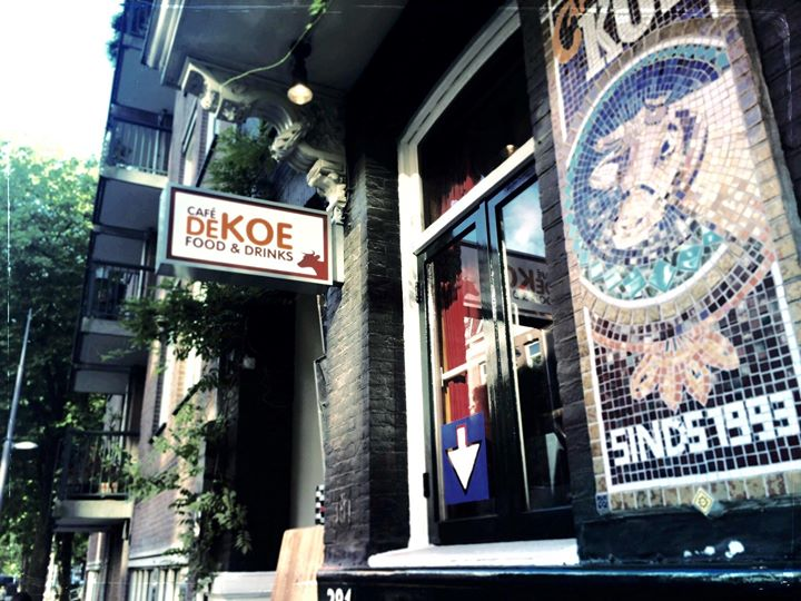 Café De Koe cover