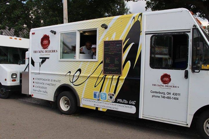 Trucking Delicious - Food Truck and Catering cover