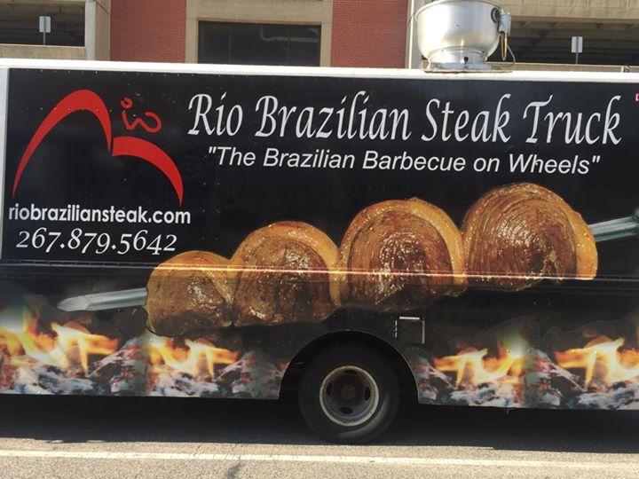 Rio Brazilian Steak Truck cover