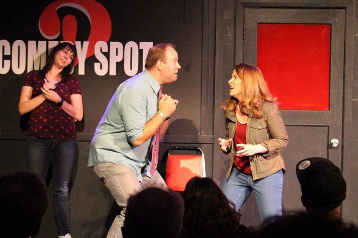 Sacramento Comedy Spot cover