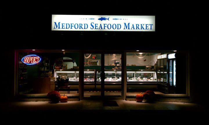 Medford Seafood Market cover
