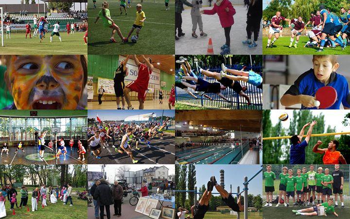 Miejski Ośrodek Sportu i Rekreacji w Sochaczewie cover
