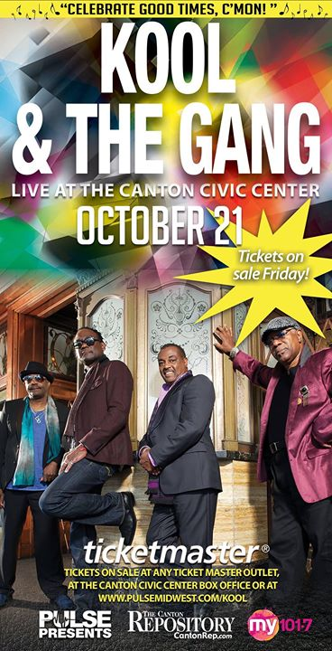 Canton Civic Center cover